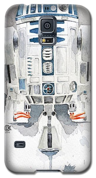 R2 Galaxy S5 Case by David Kraig