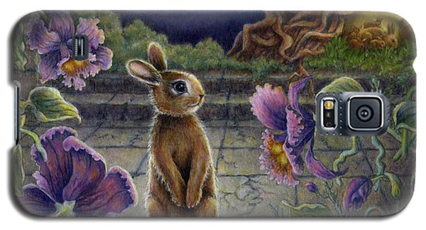 Rabbit Dreams Galaxy S5 Case