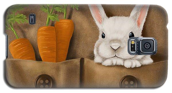 Rabbit Hole Galaxy S5 Case by Veronica Minozzi