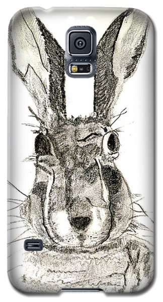 Rabbit Galaxy S5 Case by Sandy McIntire
