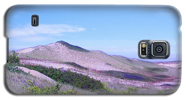 Galaxy S5 Case featuring the photograph Race Point Dunes by David Klaboe