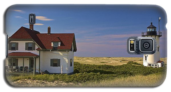 Race Point Lighthouse In Summer Galaxy S5 Case by Amazing Jules