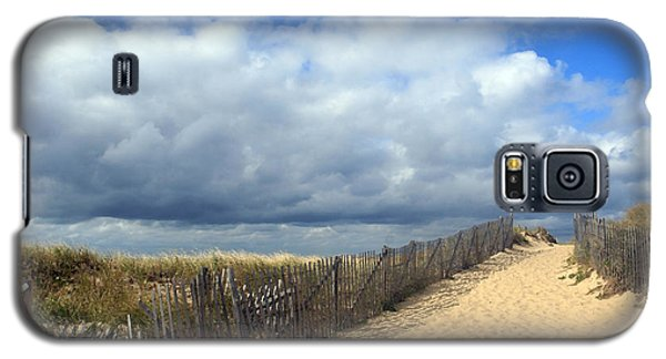 Galaxy S5 Case featuring the photograph Race Point by Paula Guttilla