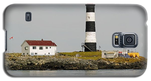 Race Rocks Lighthouse Ecological Preserve Galaxy S5 Case
