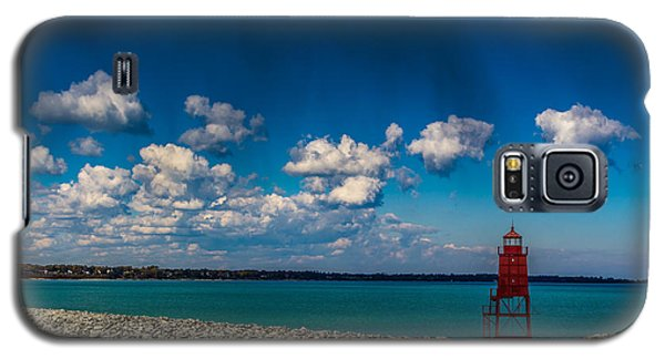 Racine Harbor Lighthouse Galaxy S5 Case