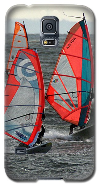 Racing With Wind Galaxy S5 Case