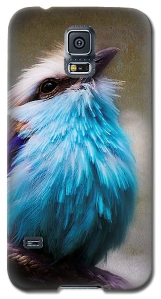 Racket-tailed Roller Galaxy S5 Case