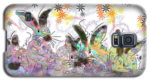 Rad Rabbits Galaxy S5 Case