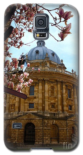 Radcliffe Camera Bodleian Library Oxford  Galaxy S5 Case by Terri Waters