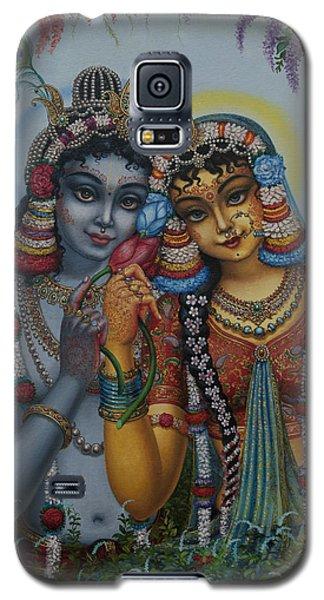 Radha Kunjabihari Galaxy S5 Case