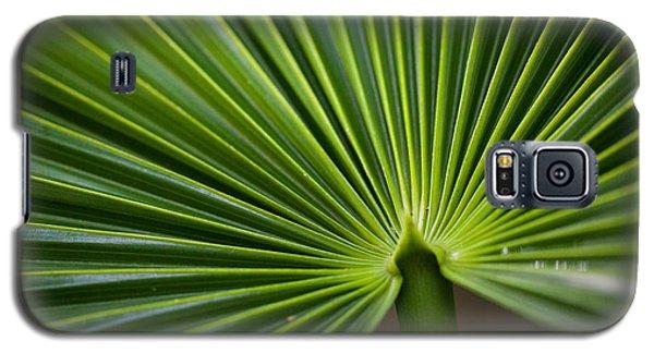 Radial Greens Galaxy S5 Case