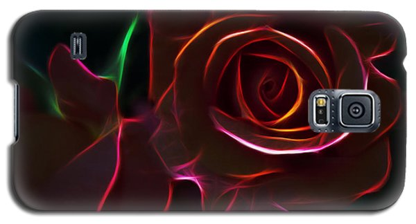 Radiant Rose  Galaxy S5 Case