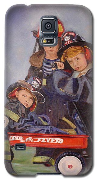 Radio Flyer Galaxy S5 Case by Sharon Schultz