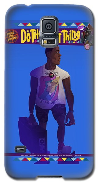 Radio Raheem Galaxy S5 Case