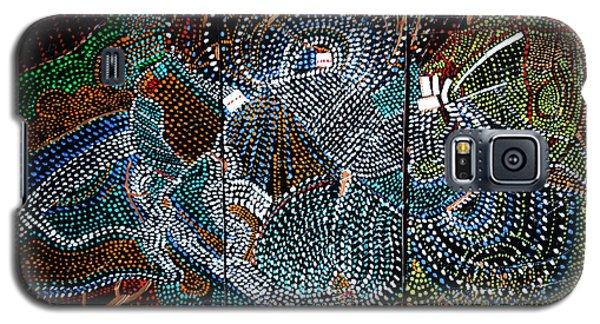 Radiohead Galaxy S5 Case by Gloria Ssali