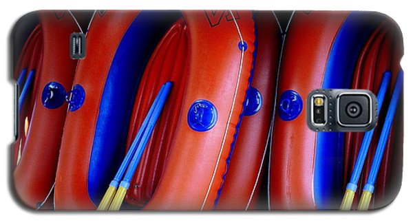 Rafts Waiting Galaxy S5 Case