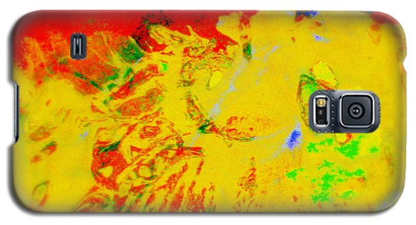 Rage Galaxy S5 Case by Deborah  Crew-Johnson