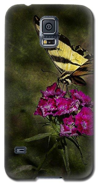 Ragged Wings Galaxy S5 Case