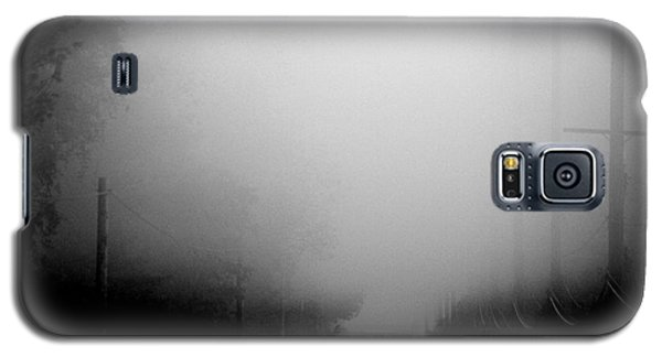 Railroad Study 2 Galaxy S5 Case by Steven Macanka
