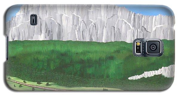 Railway Adventure Galaxy S5 Case by Ron Davidson
