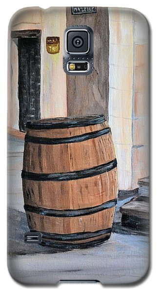 Rain Barrel Galaxy S5 Case