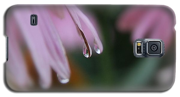 Galaxy S5 Case featuring the photograph Rain Creation by Yumi Johnson
