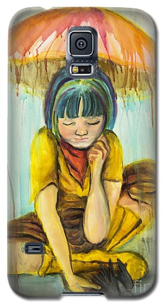 Rain Day  Galaxy S5 Case