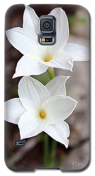 Rain Lily Galaxy S5 Case