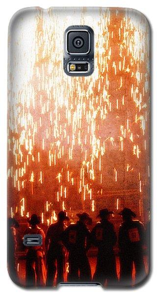 Rain Of Fire Galaxy S5 Case