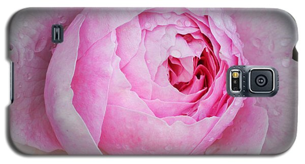 Rain On Pink. Galaxy S5 Case by Terence Davis
