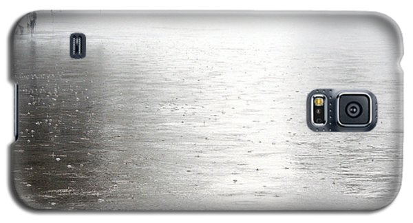 Rain On The Flint Galaxy S5 Case by Kim Pate