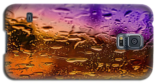 Rain On Windshield Galaxy S5 Case