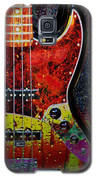 Rain Over Me Galaxy S5 Case by Jan Amiss Photography