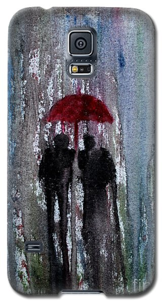 Rain Galaxy S5 Case by Saranya Haridasan