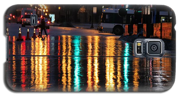 Galaxy S5 Case featuring the photograph Rainbow Ave by Jerome Lynch