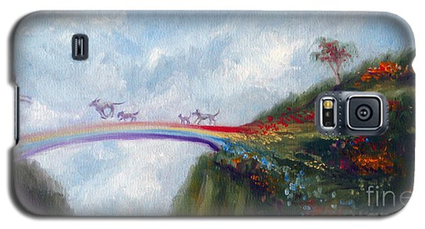 Architecture Galaxy S5 Case - Rainbow Bridge by Stella Violano