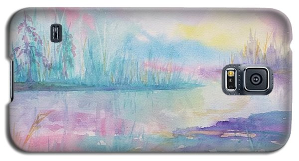 Rainbow Dawn Galaxy S5 Case