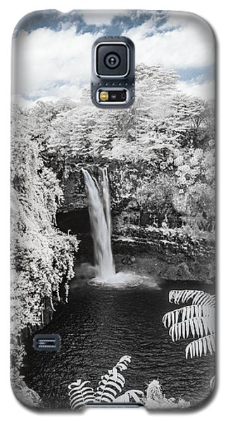 Rainbow Falls In Infrared 1 Galaxy S5 Case