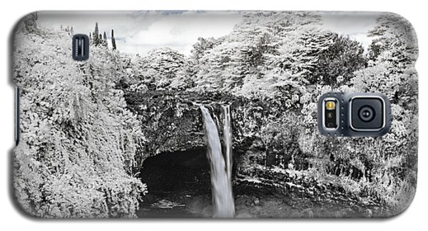 Rainbow Falls In Infrared 2 Galaxy S5 Case