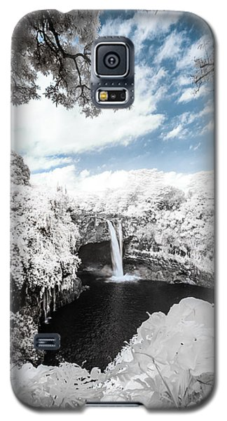 Rainbow Falls In Infrared 4 Galaxy S5 Case