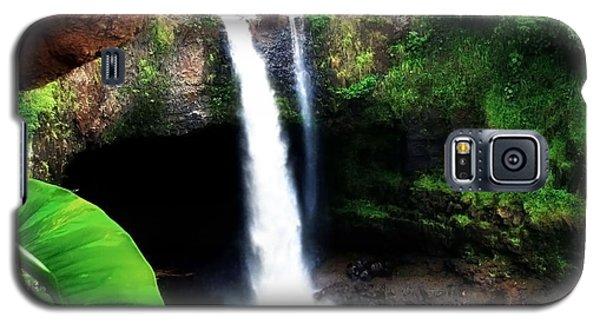 Rainbow Falls Galaxy S5 Case by Kristine Merc