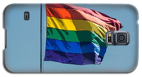 Rainbow Flag Galaxy S5 Case