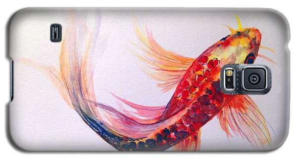 Rainbow Koi Galaxy S5 Case