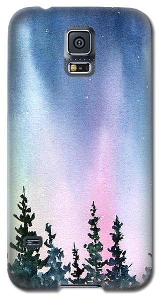 Rainbow Night Galaxy S5 Case