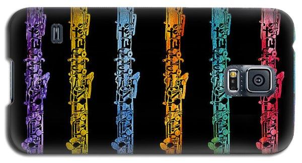 Rainbow Of Oboes Galaxy S5 Case