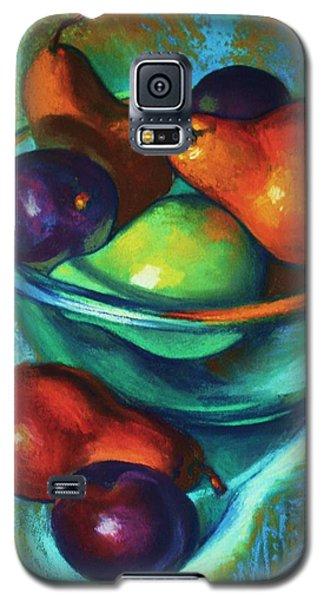 Rainbow Pears Galaxy S5 Case
