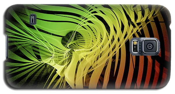 Rainbow Ribs Galaxy S5 Case by Richard J Cassato