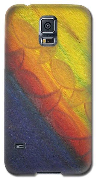 Rainbow Run Galaxy S5 Case