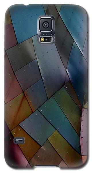 Rainbow Shingles Galaxy S5 Case