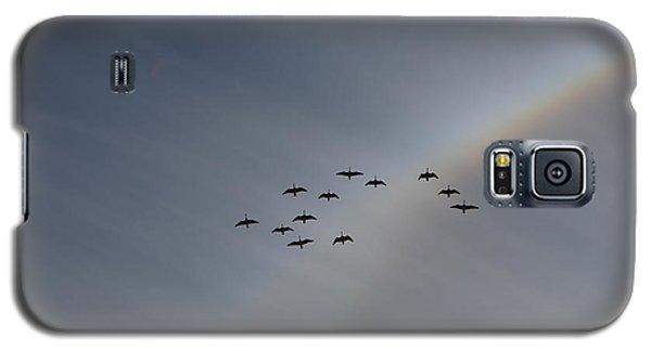 Rainbow Squadron Galaxy S5 Case